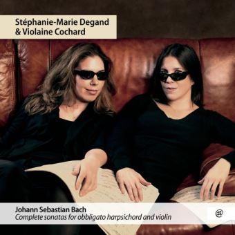 Complete Sonatas for Obbligato Harpsichord and Violin