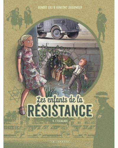 Les Enfants de la Résistance - L'Éscalade