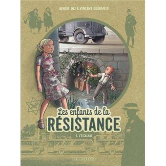 """Résultat de recherche d'images pour """"les enfants d ela resistance tome'"""""""