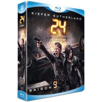 24 heures chrono24 heures chrono Saison 9 Coffret Blu-ray