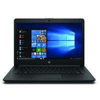 """HP 14-CK0096 14"""" i3-7020/256GB/8GB/Intel HD Graphics 620 Laptop Black"""