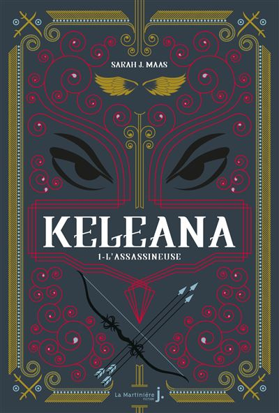 Keleana - Tome 1 : L'Assassineuse. Keleana