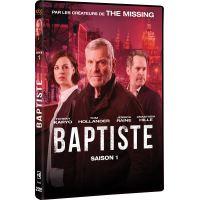 Baptiste Saison 1 DVD