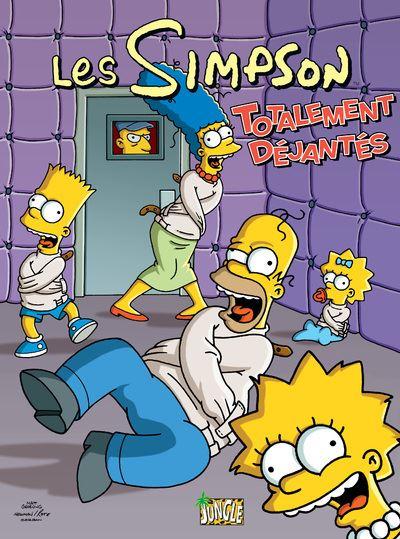 Les Simpson - tome 4 Totalement déjantés