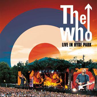 Live in Hyde Park Digipack Inclus DVD