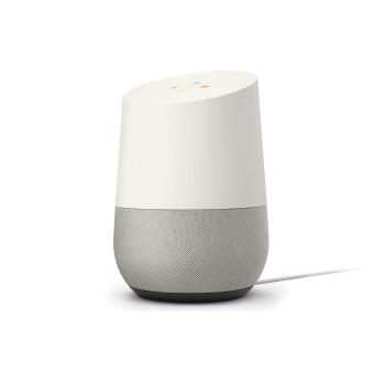 google home enceinte commande vocale mini enceintes achat prix fnac. Black Bedroom Furniture Sets. Home Design Ideas