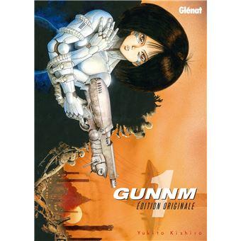 GunnmGunnm - Édition originale