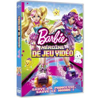 BarbieBarbie, héroïne de jeu vidéo DVD