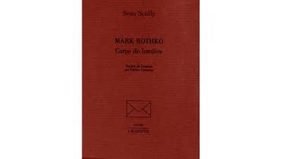 Mark rothko corps de lumiere