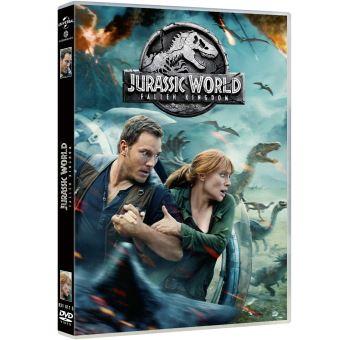 Jurassic ParkJurassic World : Fallen Kingdom DVD