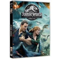 Jurassic World : Fallen Kingdom DVD