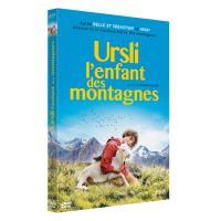 Ursli, l'enfant des montagnes DVD