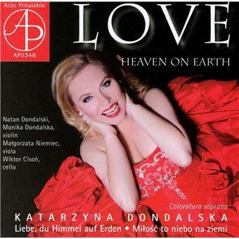 Love heaven on earth