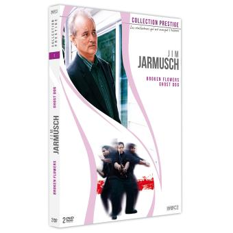 Jim Jarmusch, Ghost Dog La voie du Samouraï, Broken flowers DVD