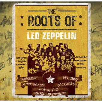 The Roots Of Led Zeppelin - Blues - Cd-album - Fnac be