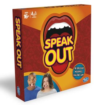Speak out - NL