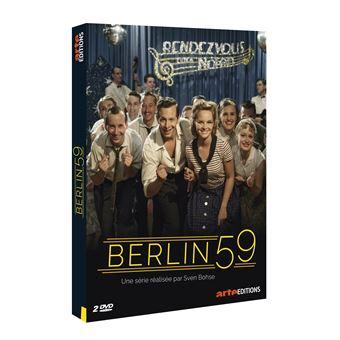Berlin 59Berlin 59 L'intégrale DVD