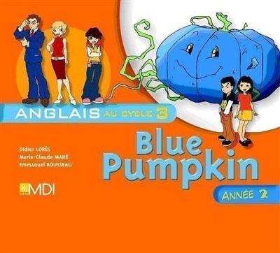 Mallette blue pumpkin anglais