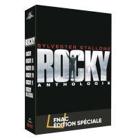Coffret Rocky Anthologie Edition Spéciale Limitée Fnac DVD