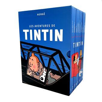 Coffret integrale tintin 2019