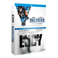 Coffret Valerian Lucy Blu-ray