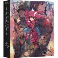 Sword Art Online Alternative: Gun Gale Online Partie 1 sur 2 Edition Collector Blu-ray
