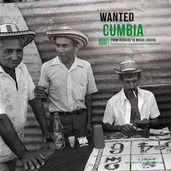 WANTED CUMBIA/LP