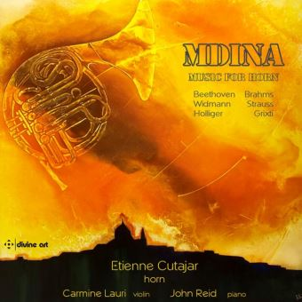 MDINA - MUSIC FOR HORN