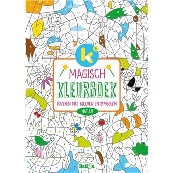 ketnet magisch kleurboek toveren met kleuren en