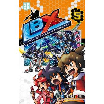 LBX Little Battlers eXperience T05