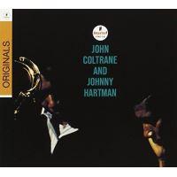 John coltrane and johnny hartm