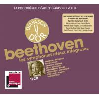 La discothèque idéale de Diapason, volume 3 - Beethoven : Les 9 Symphonies