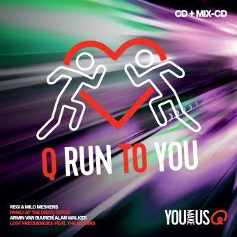 Q RUN TO YOU/2CD