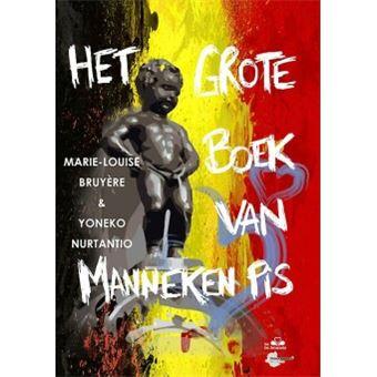 GROTE BOEK VAN MANNEKEN-PIS