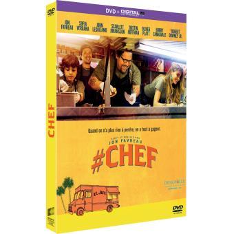 #Chef DVD