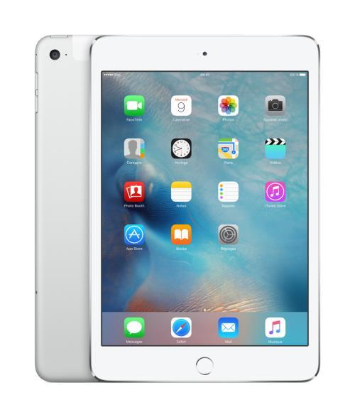 Apple iPad Mini 4 128 Go WiFi + 4G Argent 7,9
