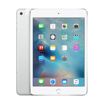 Apple iPad Mini 4 128 Go WiFi + 4G Argent 7,9""