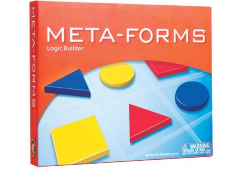 Jeu de logique Meta-Forms Asmodée