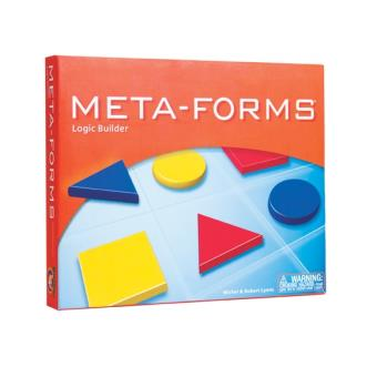 Asmodée Meta-Forms logicaspel