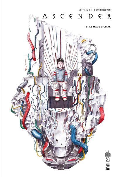 Ascender - Tome 3 - Le mage digital - 9791026846574 - 9,99 €