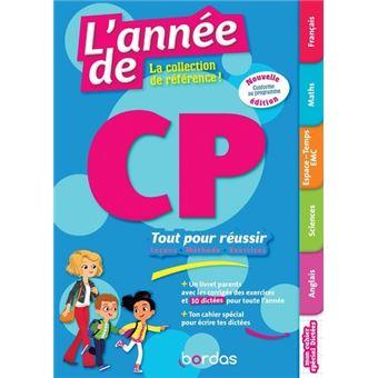 L'Année de CP Cycle 2 Workbook