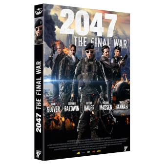 2047 The final war DVD