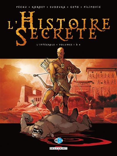 L'Histoire secrète - Intégrale T1 à