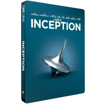 Inception/steelbook iconic edition limitee