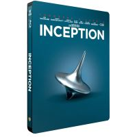 Inception/steelbook iconic edition limitee