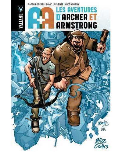 A + A : Les aventures d´Archer et Armstrong