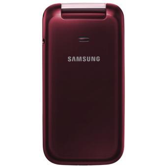 Téléphone GSM SAMSUNG C3590 ROUGE