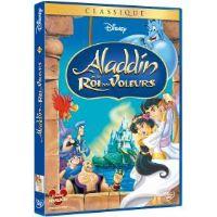 Aladdin et le roi des voleurs DVD