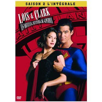Loïs et ClarkLoïs et Clark, les nouvelles aventures de Superman Saison 2 DVD