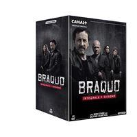 Coffret Braquo Saisons 1 à 4 DVD
